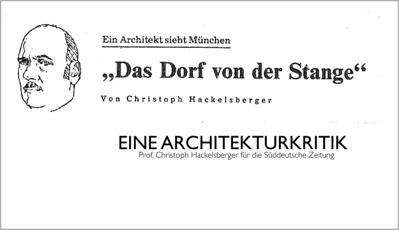 Architekturkritik